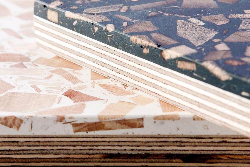 Foresso - Timber Terrazzo