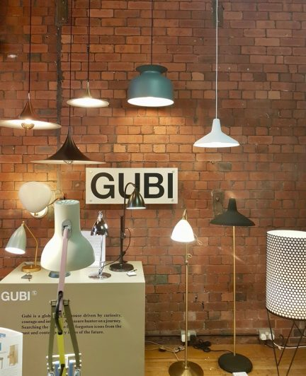Gubi Lighting Heals