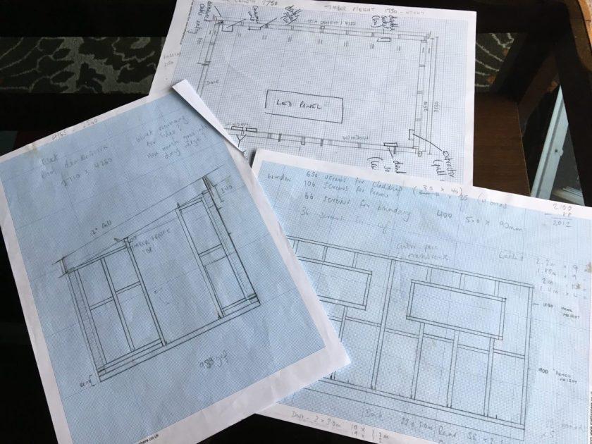 Garden Workshop Plans