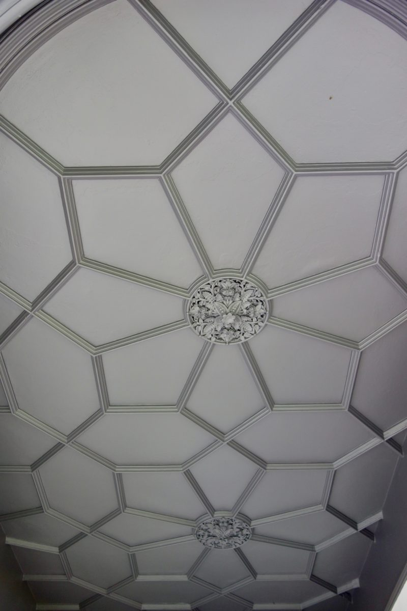 Georgian Ceiling