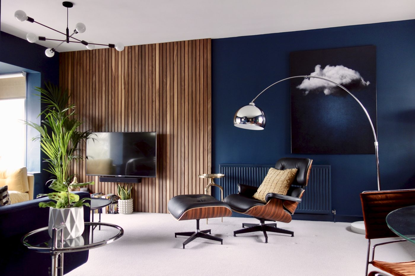 The 70 Sflat Open Plan Living Space Final Reveal