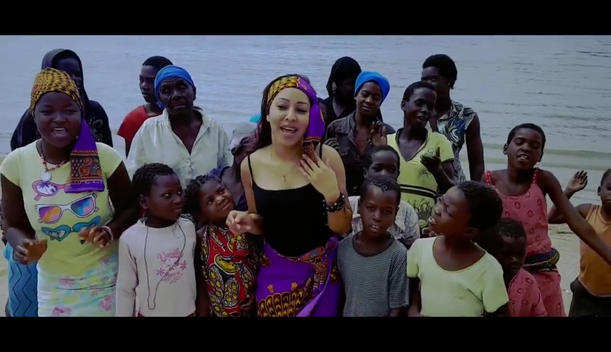 (Music) Jazmin embraces Malawi, its culture & beauty in her music