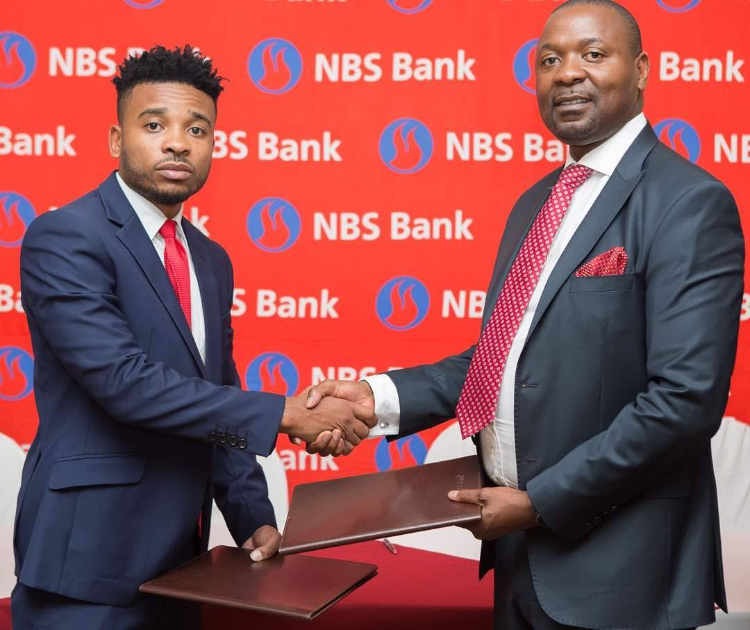Fredokiss Unveiled as NBS Bank Brand Ambassador