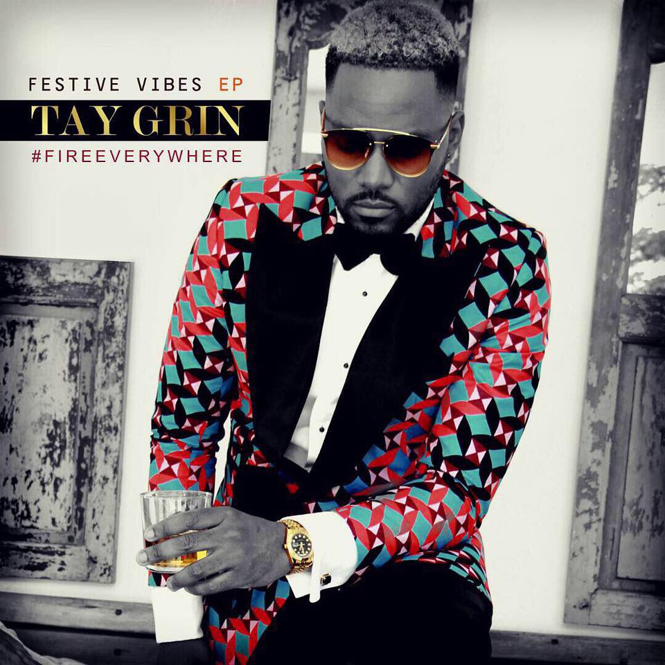 Tay Grin Surprises Fans with an EP for the Festive Season