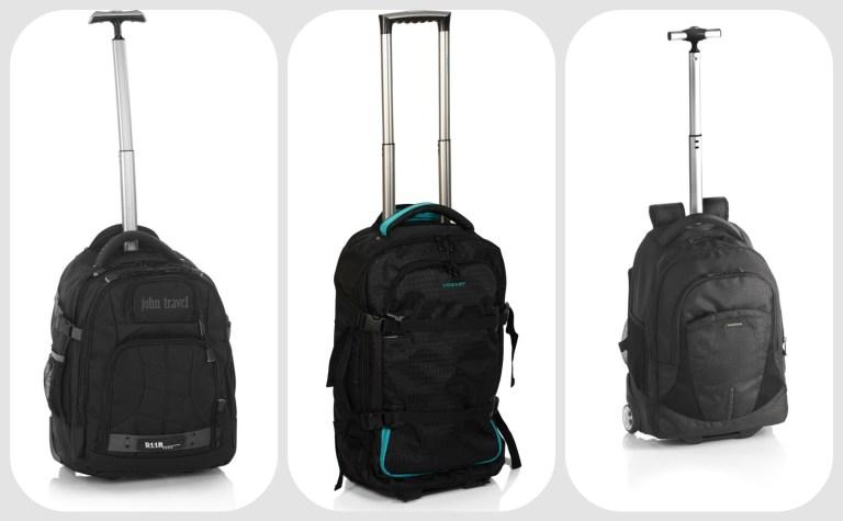 maleta - mochila