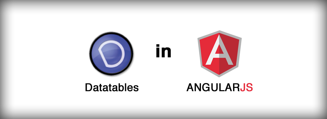 Datatables in AngularJS