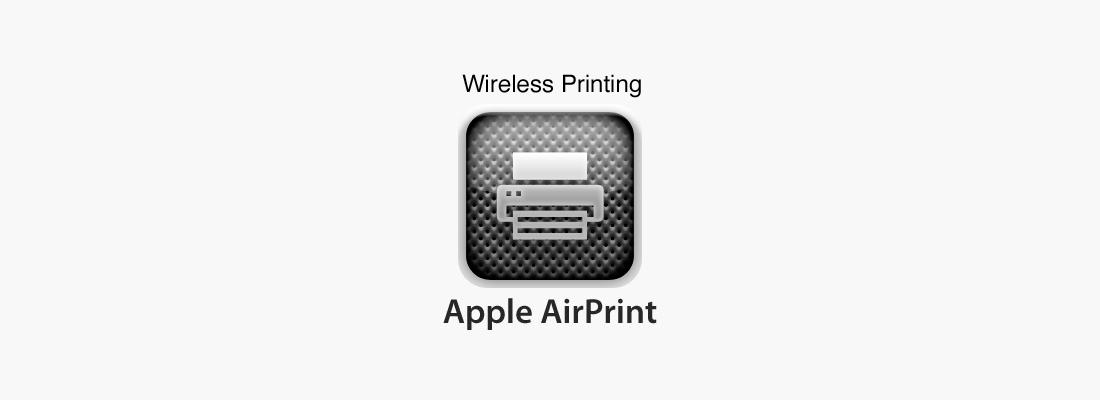 Wireless Printing_iOS