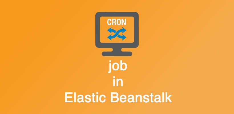 How to run cron job in AWS EBS worker tier?