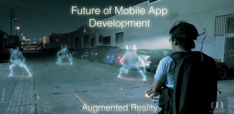 The future of Mobile Apps - Augmented Reality - Blog