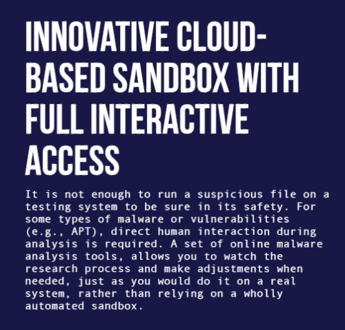 Sandbox in security: what is it, and how it relates to malware