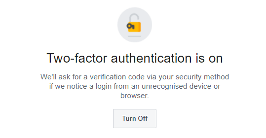 2FA enabled