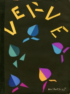 VERVE The French Review of Art Volume 2, Number 8 (September-November 1940) Printed in France Gift of Lillian Schultz
