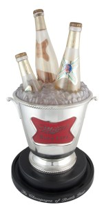 Miller High Life Lamp, MIAD Collection.