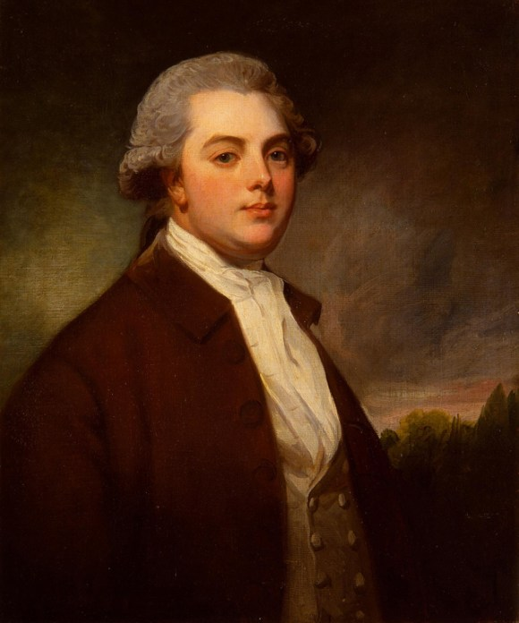 George Romney (English, 1734–1802), John Parker, 1778/81. Oil on canvas; 29 3/4 x 25 1/4 in. (75.57 x 64.14 cm). Milwaukee Art Museum, Bequest of Catherine Jean Quirk M1989.64 Photo credit P. Richard Eells