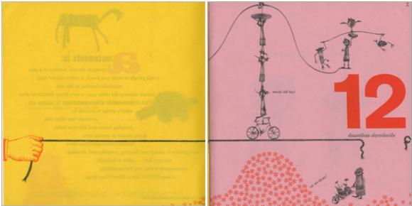 John J. Reiss, exhibition catalogue, Amusements Is..., 1964