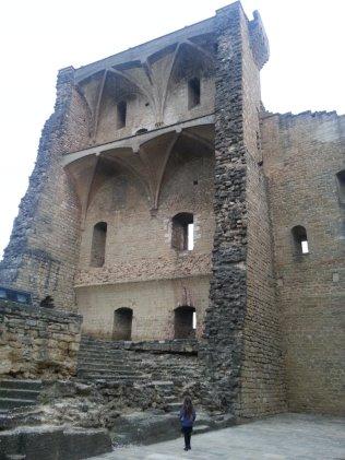 Avignon en famille - Châteauneuf du Pape - Château