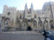 Avignon en famille - Palais des Papes 1