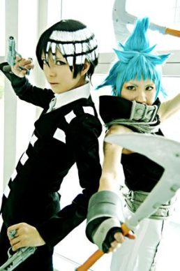 Best cosplay Soul Eater Death the kid black star anime streaming manga tv legal gratuit