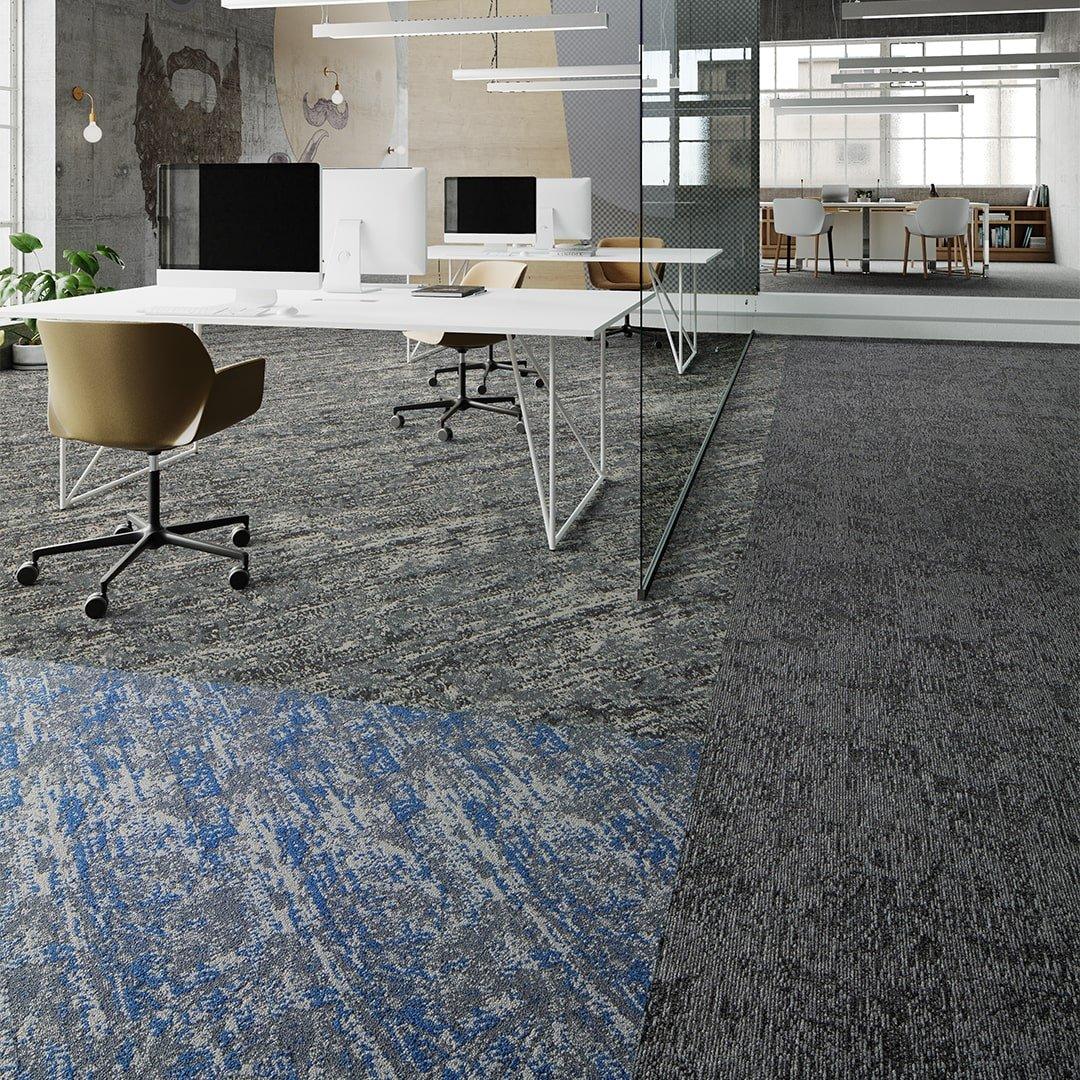 the best modular carpet for a modern office