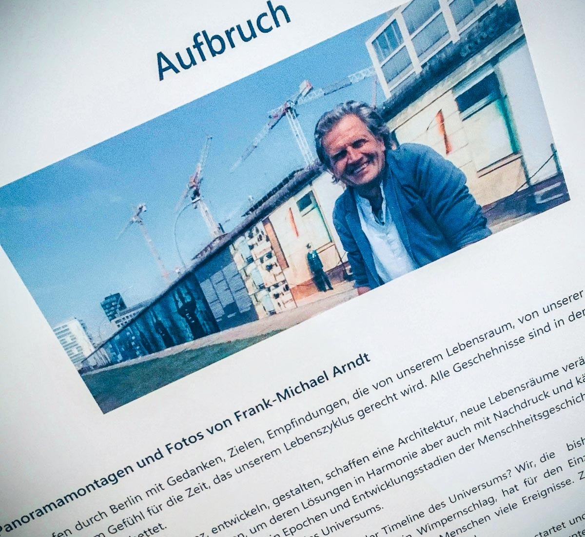 Der Fotograf F.M. Arndt in der<br>Belgischen Botschaft 6