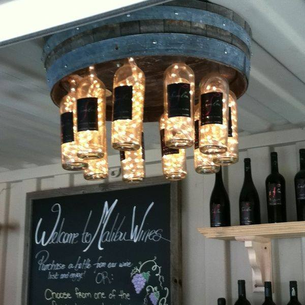 Salvaged Grace | Page 34 | Wine bottle chandelier, Beer