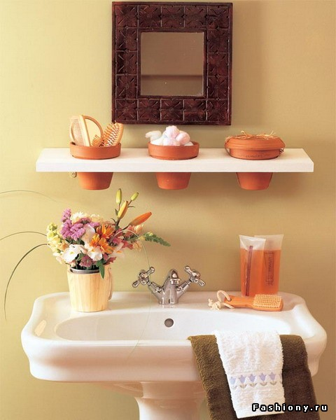 bathroom organisation pot storage Handy Mano ManoMano Mano Mano Handymano
