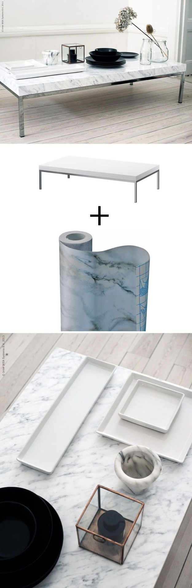 Ikea Furniture Hacks marble table Handy Mano ManoMano Mano Mano Handymano