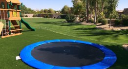 How To Build An In Ground Trampoline
