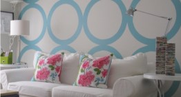 Incredible DIY Feature Wall Paint Ideas