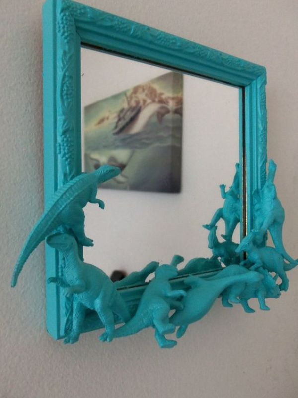 12 Stunning Upcycled Mirror Frames The Handy Mano