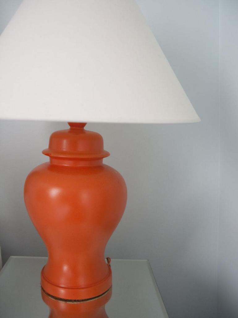 one pot paint projects DIY project the handy mano manomano painted lamp base