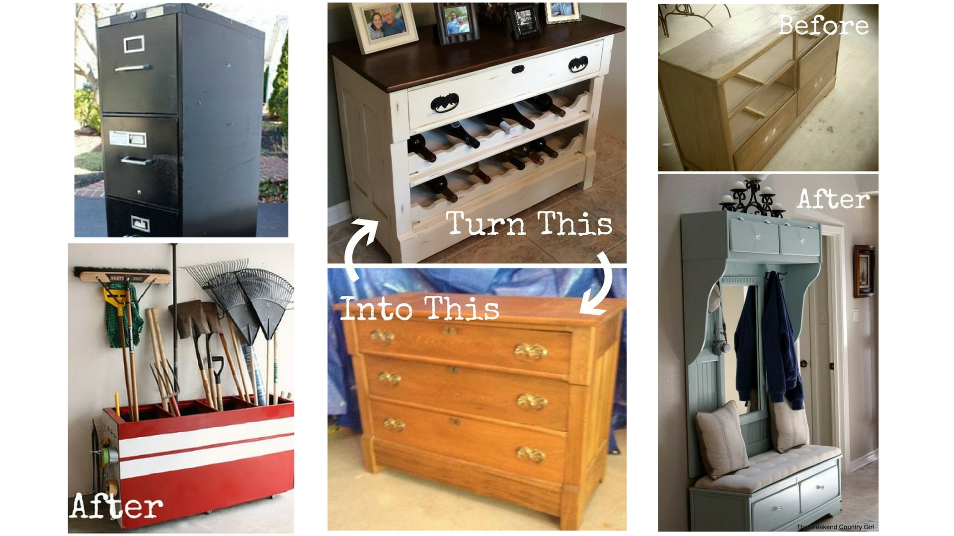 Upcycled furniture uk