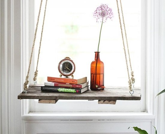 DIY Hanging Side Table The Handy Mano