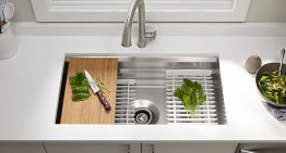 DIY Over-the-Sink Chopping Board – Small Kitchen Ideas