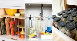 10 Clever Ways of Organising your Home