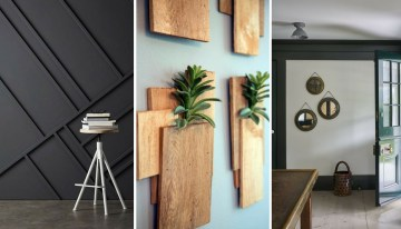 10 Inventive Wall Decoration Ideas