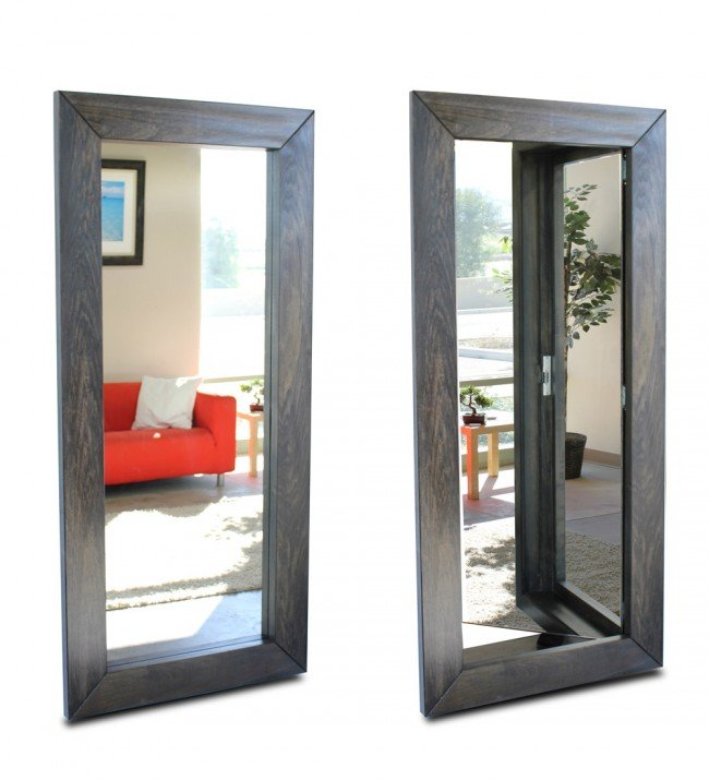 10 Incredible Hidden Doors secret rooms the handy mano manomano mirror