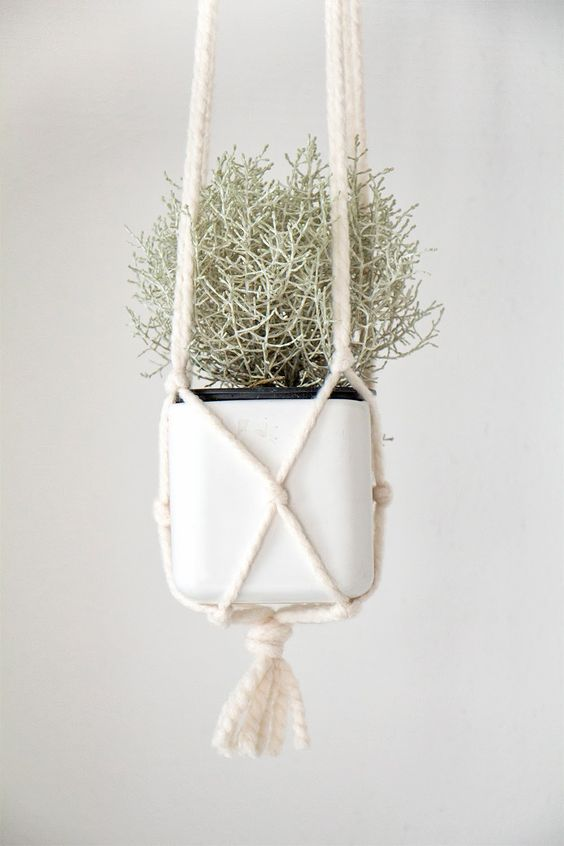 Mother's Day Gift Ideas Homemade Gifts presents mothering sunday the handy mano manomano macrame plant pot