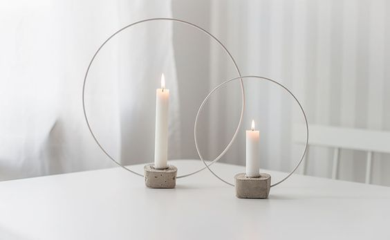 Mother's Day Gift Ideas Homemade Gifts presents mothering sunday the handy mano manomano candle holder cement modern