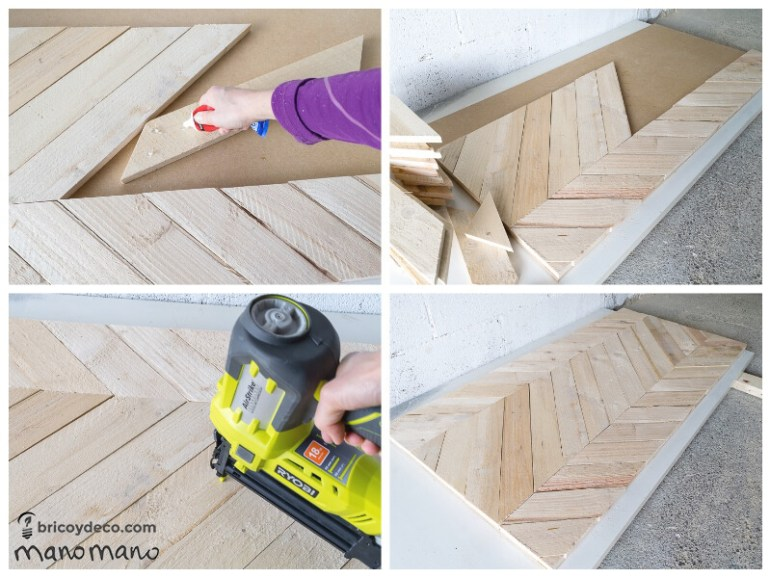DIY Pallet Table the handy mano mano tutorial make table top