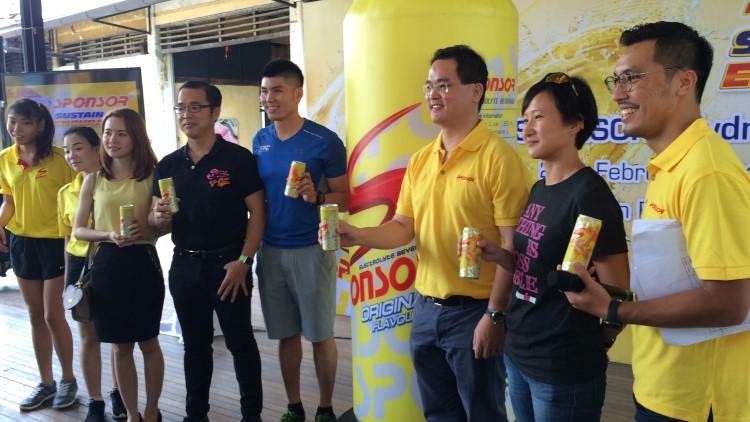 Sponsor launching in Penang Malaysia - Launching