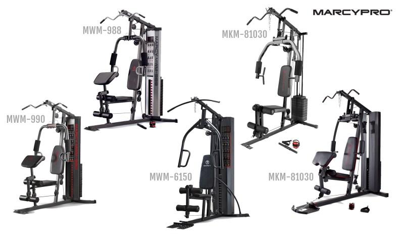 Home Gyms mwm-988 mkm-81030 mwm-990 mwm-6150 mkm-81030