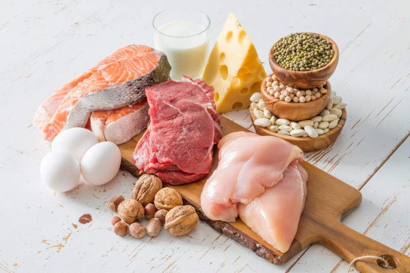 how your nutrition affects your exercise routine protein