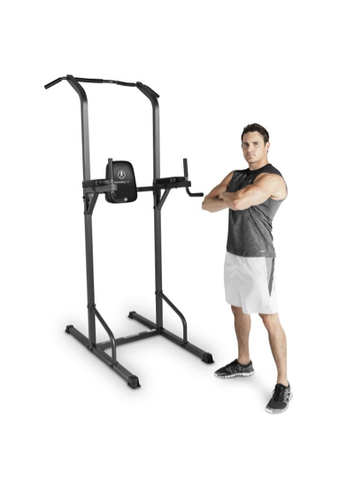 unlock your fitness potential with the marcy power tower