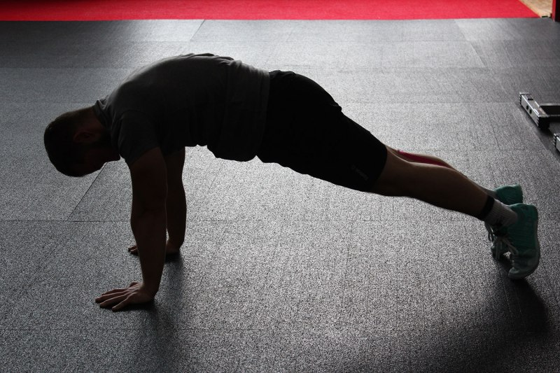 31 target midsection planks
