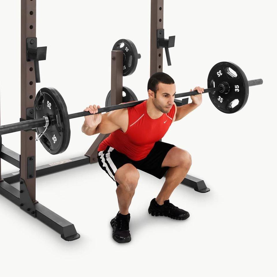 40 squat variations