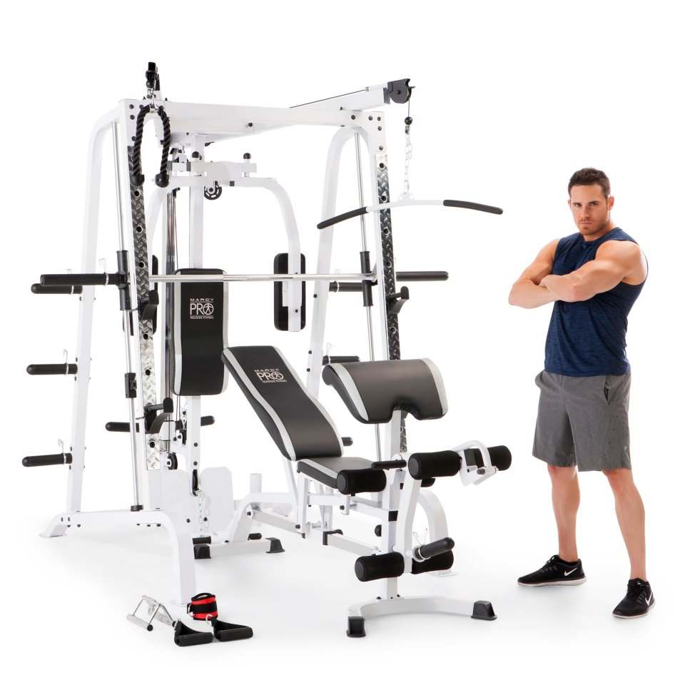 MD-5139 Smith Machine Same as MD-9010G Other than Color
