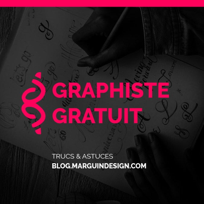 graphiste gratuit