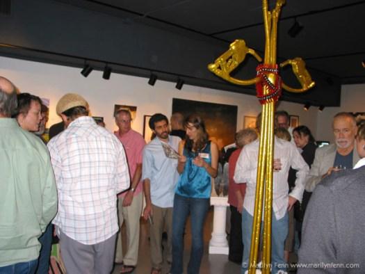 WAR-Artists Respond Opening