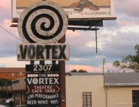 The Vortex at 2307 Manor Rd.